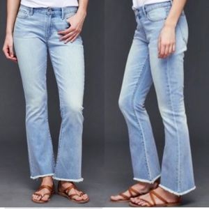 Gap Original summer flare light wash jeans